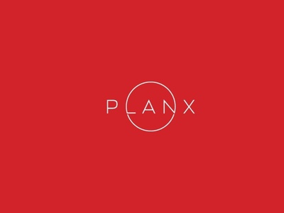 PLANX logo graphicdesign logo designagency design branding