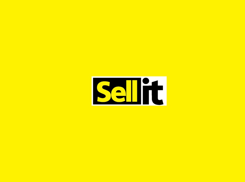 Sell it website logo graphicdesign logo designagency design branding