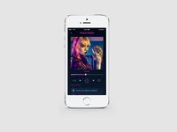 Music Daily UI Challenge #009 - Music Player