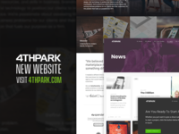 4THPARK: New Website (4thpark.com)