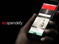 UI/UX Design: Spendefy