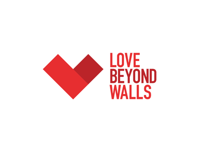 Brand Identity: Love Beyond Walls typography font color colors brand identity logo identity logo branding