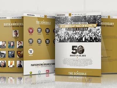 Website: The King Center website web development web design ux user experience  user interface ui graphic design digital marketing branding