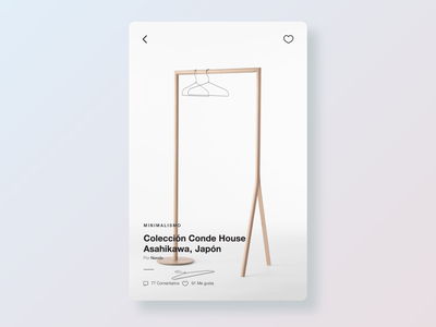 UI Minimal design Asahikawa