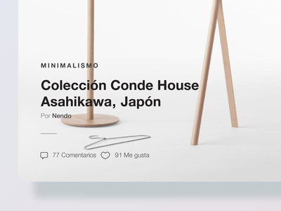 UI Minimal design Asahikawa (Zoom mode)
