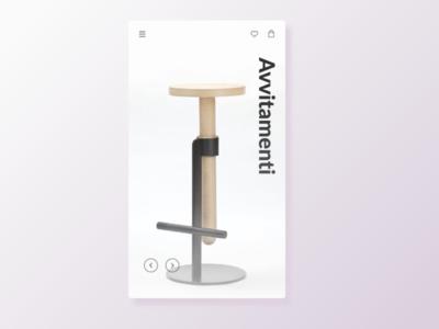 Ui shop furniture design! 🙌🏼🛍