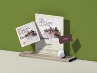 PSD Branding Mockup Vol 2