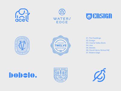 Logo Lounge Selections Book 12 logolounge logodesign identity branding logos san diego