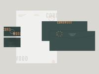 Cordwood Stationery