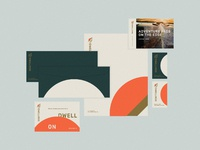 The dwellings stationery