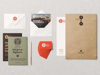 Zion Forever Project Stationery