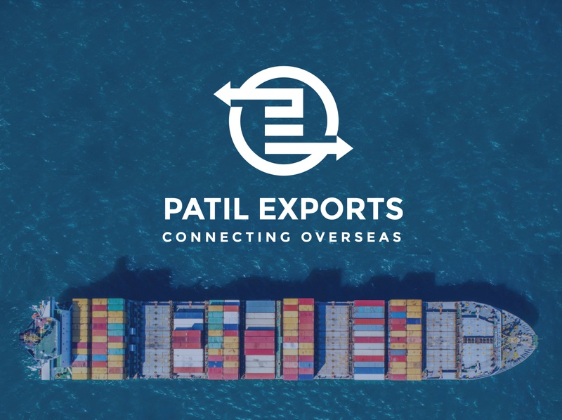 Logo for Patil Exports