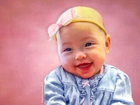 Adorable baby. #DigitalPainting
