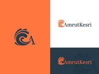 AmrutKesri Logo