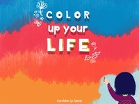 color up your life!