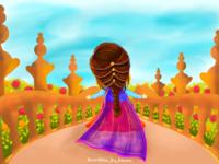 Desi Frozen Princess