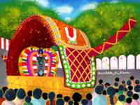 Festivals of Madurai - Alagar