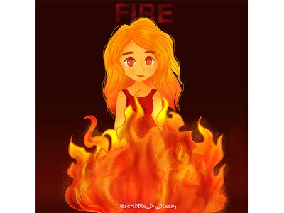 Element #4 Fire 🔥