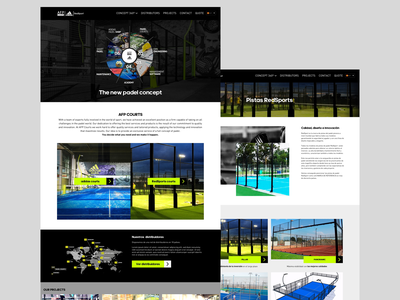adidas website sports design branding web design ux ui