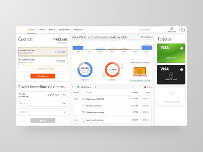 Banking UX/UI bank bank app fintech financial app minimal interaction design web design ux ui