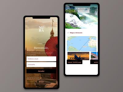 App Design branding interaction design app design ui ux