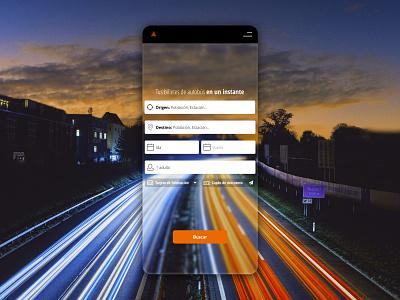 Ticket Purchase App minimal responsive website branding interaction design app design ux ui