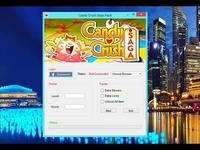 Cach hack Candy Crush Saga PC khong root may