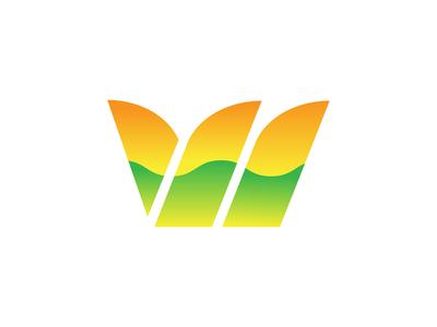 W Lettermark Logo