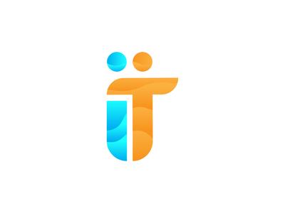 IT Lettermark Logo