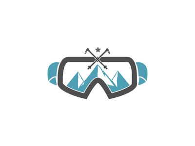Ski Gear Shop Logo