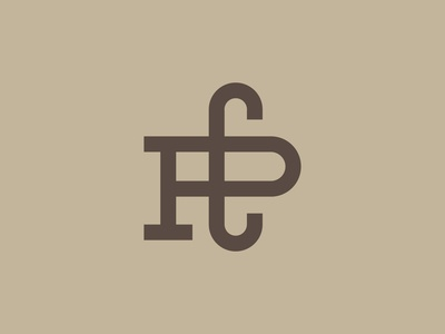 PC Monogram Logo