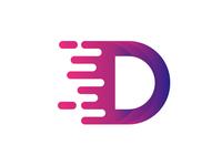 D Lettermark