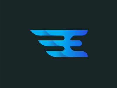 E Lettermark Logo