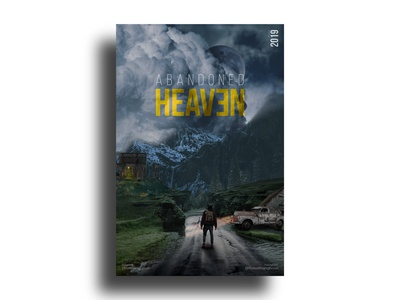 Abandoned Heaven | Poster Concept
