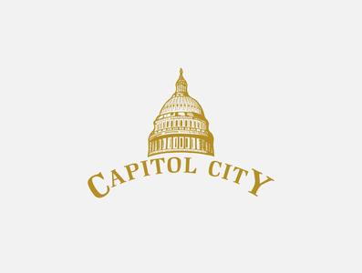 Capitol City Vintage Logo