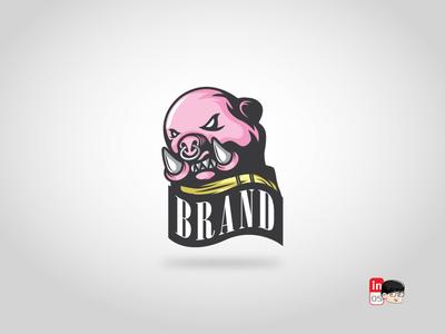 The Boar logo