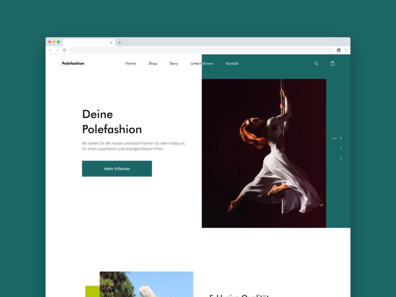 Minimal eCommerce Website web ecommerce ui  ux home ui ux digital minimal design