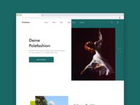 Minimal eCommerce Website