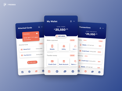 Wallet App Design free freebies freebie figma design personal money transfer creditcard credit cash money wallet android app ios app application app design uiux ux ui app