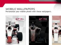 Formula 1 Racing And LG Mobile Phones