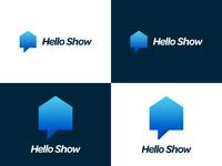 Hello show logos