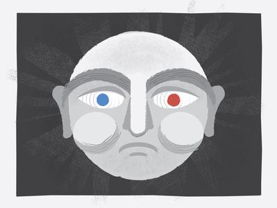Faceman illustration