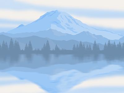 game background game background alps illustrator