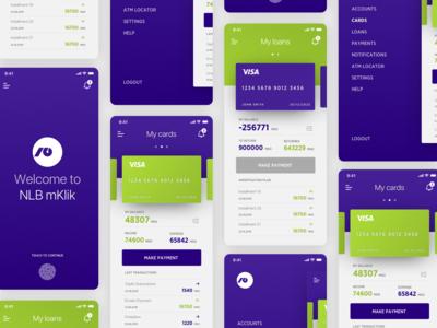 NLB mobile banking app