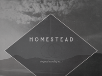 Homestead ep front cover 01