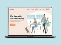 The fantastik office Illustration pack