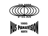 Logos for a movie poster