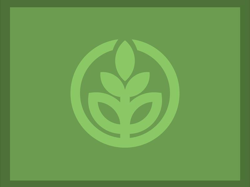 Green Logo dribbble illustrator graphic design branding logos logo 2d logo icon design css cool skull studio brand art direction 2019