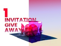 Invitation Give Away