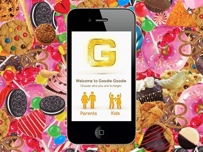 Goodie Goodie - Mobile App